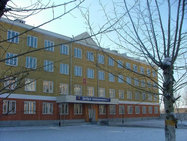 Здание бывшей типографии снесут в центре города борзя в забайкалье